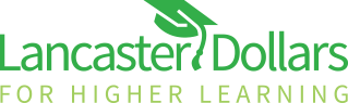Lancaster Dollars for Higher Learning Logo