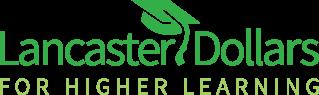 Lancaster Dollars for Higher Learning Logo